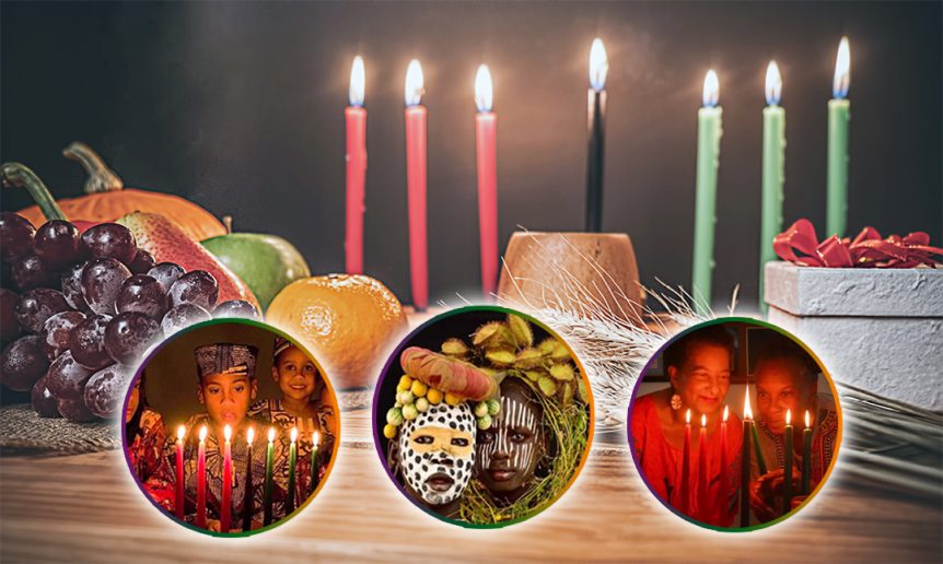 Kwanzaa Collage