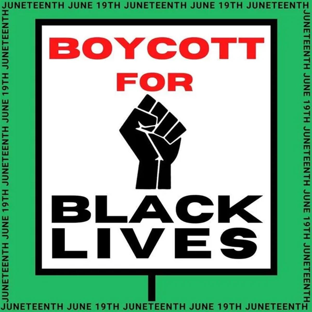 Boycott for Black Lives