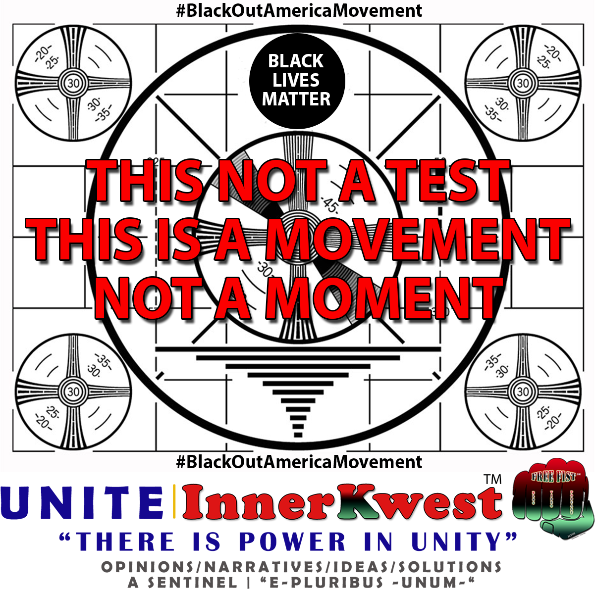 This is a movement not a moment