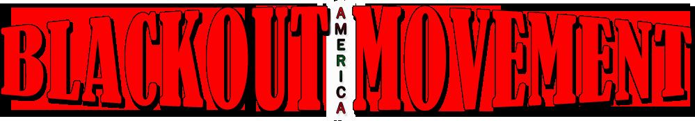 BLACKOUT-AMERICA-MOVEMENT-LETTERS