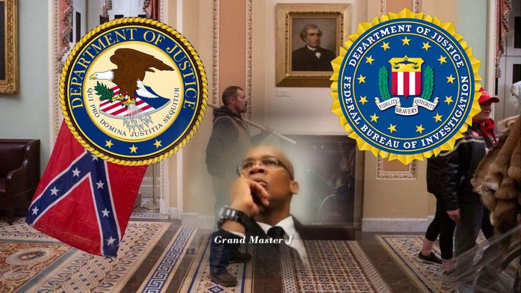 FBI DOJ GRANDMASTER J